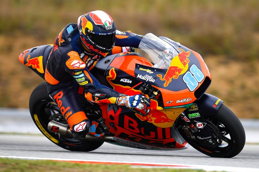Jorge Martin, Red Bull KTM Ajo, Monster Energy Grand Prix České republiky