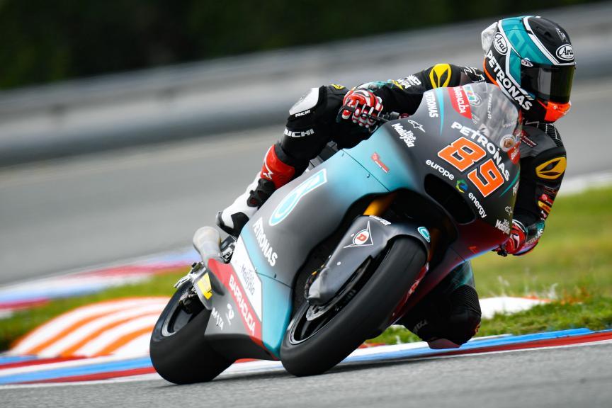 Khairul Idham Pawi, Petronas Sprinta Racing, Monster Energy Grand Prix České republiky
