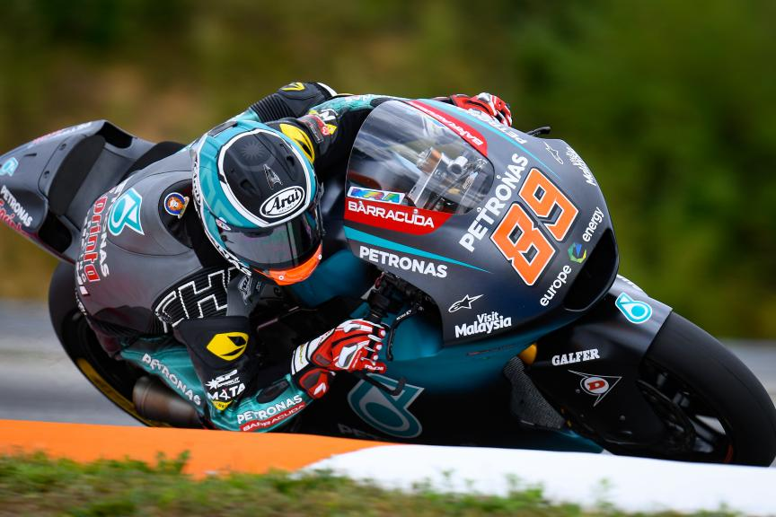 Khairul Idham Pawi, Petronas Sprinta Racing, Monster Energy Grand Prix České republiky