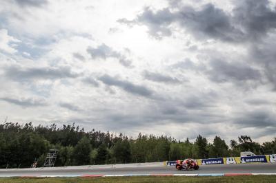 La pluie va chambouler la journée de samedi à Brno