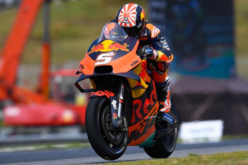 Johann Zarco, Red Bull KTM Factory Racing, Monster Energy Grand Prix České republiky