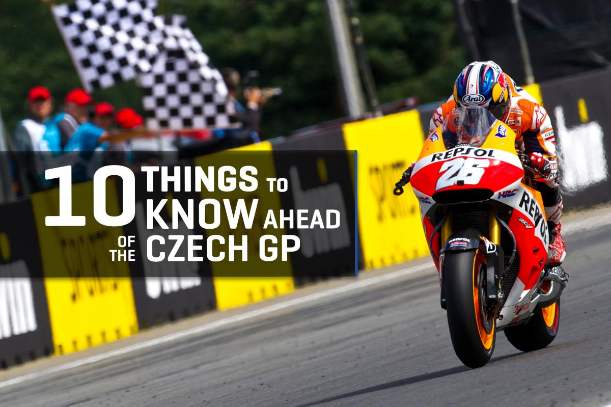 Six winners in six years at Brno?
