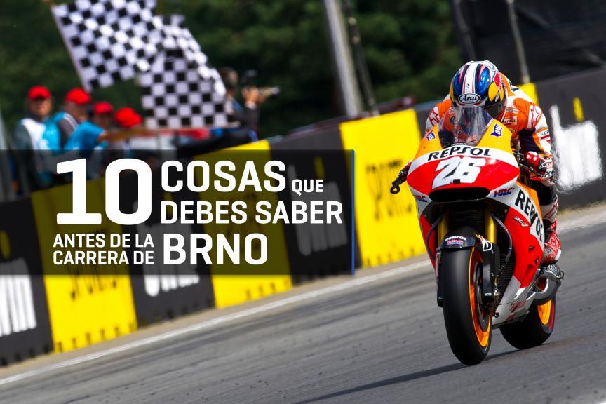 10 things Brno - es