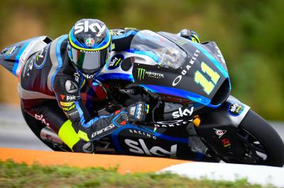 Bulega heads FP3 as Di Giannantonio remains on top overall