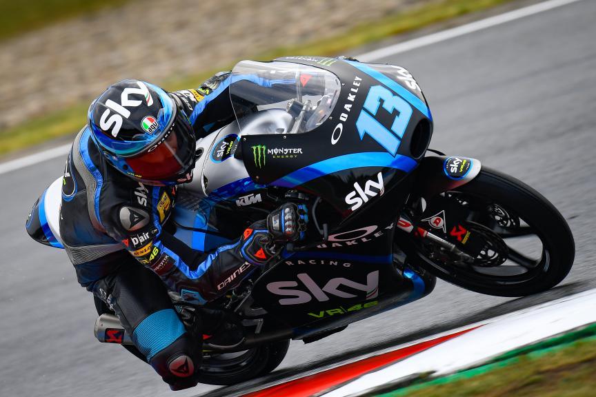 Celestino Vietti, Sky Racing Team VR46, Monster Energy Grand Prix České republiky