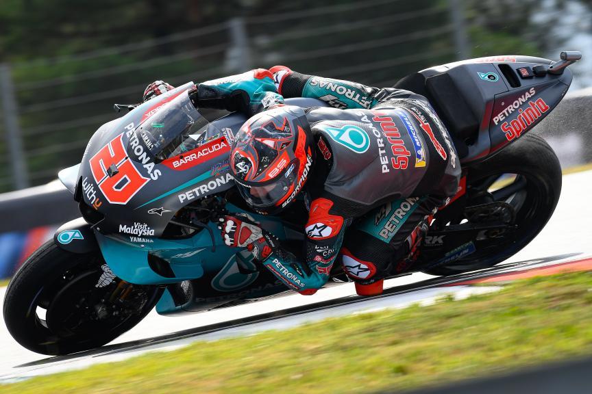 Fabio Quartararo, Petronas Yamaha SRT, Monster Energy Grand Prix České republiky