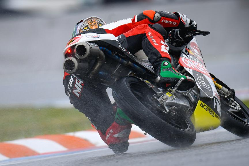 Niccolo Antonelli, SIC58 Squadra Corse, Monster Energy Grand Prix České republiky