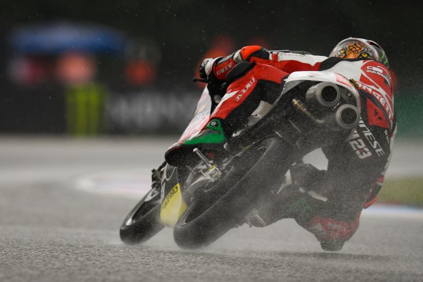 Niccolo Antonelli, SIC58 Squadra Corse, Monster Energy Grand Prix České republiky