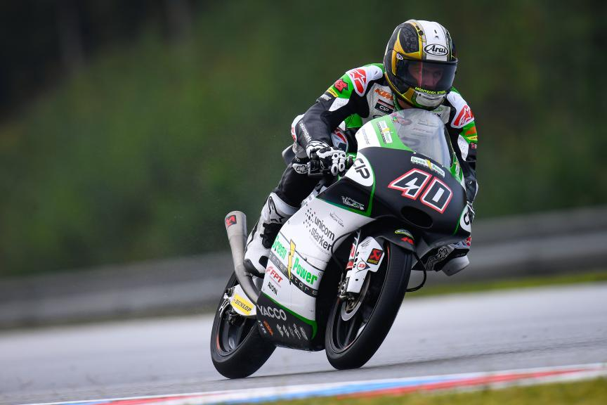 Darryn Binder, CIP Green Power, Monster Energy Grand Prix České republiky