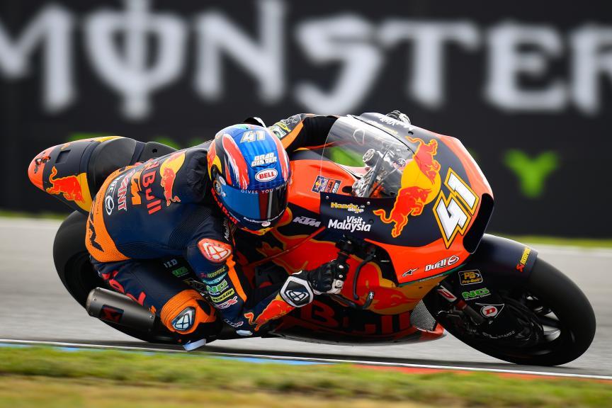 Brad Binder, Red Bull KTM Ajo, Monster Energy Grand Prix České republiky