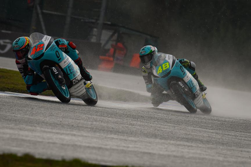 Marcos Ramirez, Lorenzo Dalla Porta, Leopard Racing, Monster Energy Grand Prix České republiky