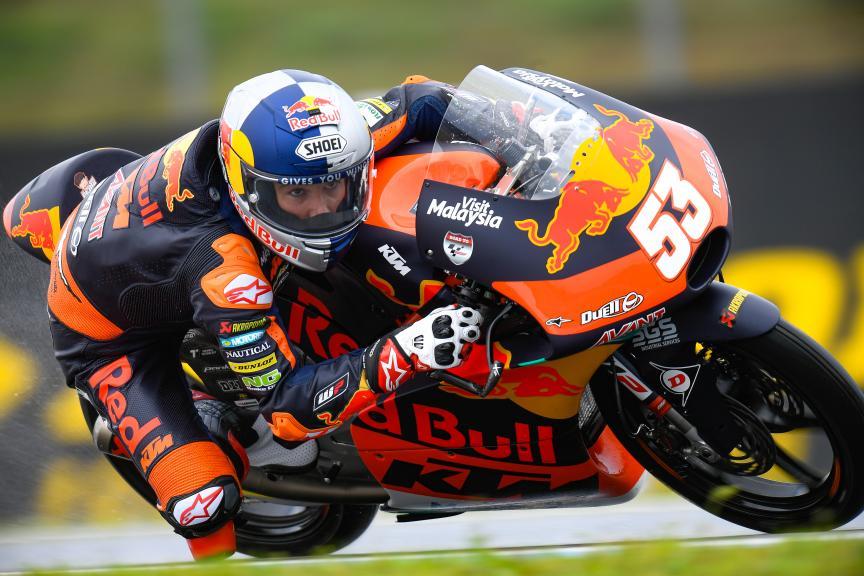 Deniz Oncu, Red Bull KTM Ajo, Monster Energy Grand Prix České republiky
