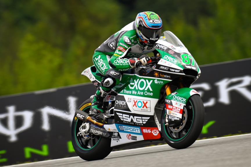 Remy Gardner, Onexox TKKR SAG Team, Monster Energy Grand Prix České republiky