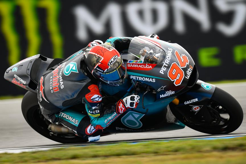 Jonas Folger, Petronas Sprinta Racing, Monster Energy Grand Prix České republiky