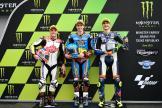 Alex Marquez, Sam Lowes, Lorenzo Baldassarri, Monster Energy Grand Prix České republiky
