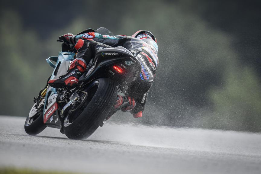 Fabio Quartararo, Petronas Yamaha SRT, Monster Energy Grand Prix České republiky