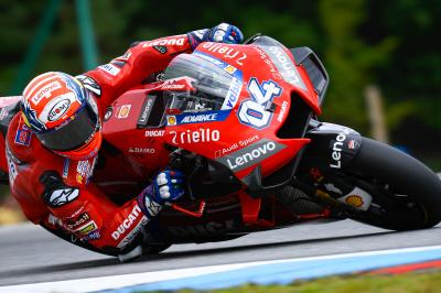 MotoGP™ riders give the lowdown on Monday's Official Test