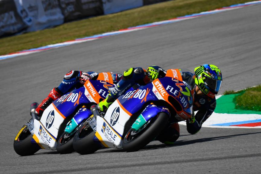 Lorenzo Baldassarri, Flex-Box HP40, Monster Energy Grand Prix České republiky
