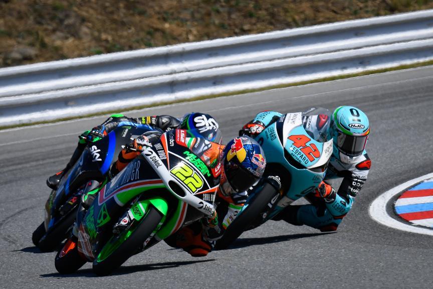 Kazuki Masaki, Boe Skull Rider Mugen Race, Monster Energy Grand Prix České republiky
