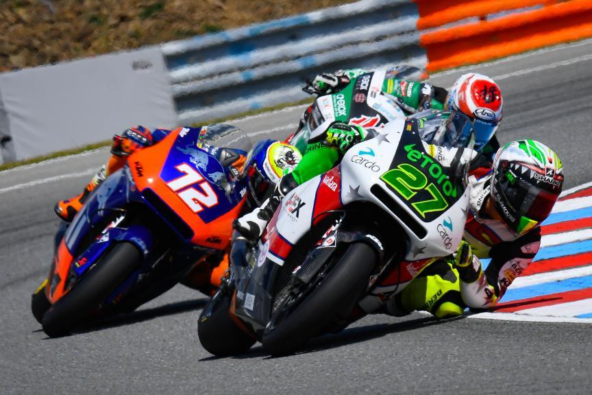 Iker Lecuona, American Racing KTM, Monster Energy Grand Prix České republiky