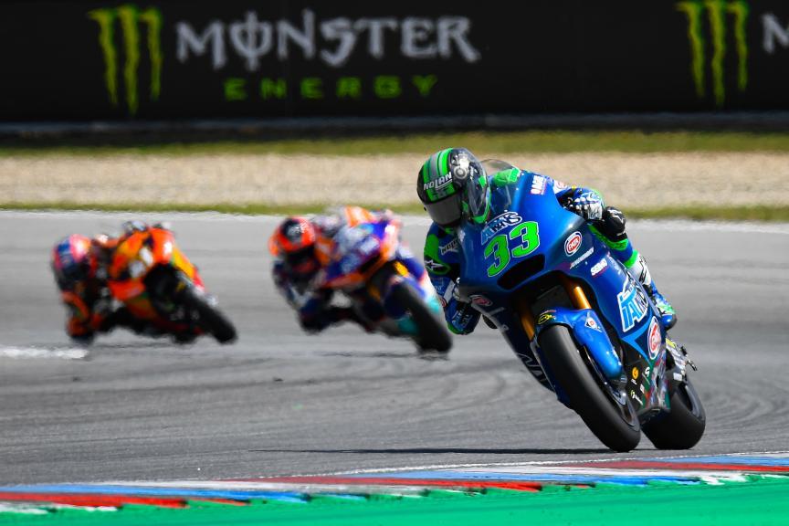 Enea Bastianini, Italtrans Racing Team, Monster Energy Grand Prix České republiky
