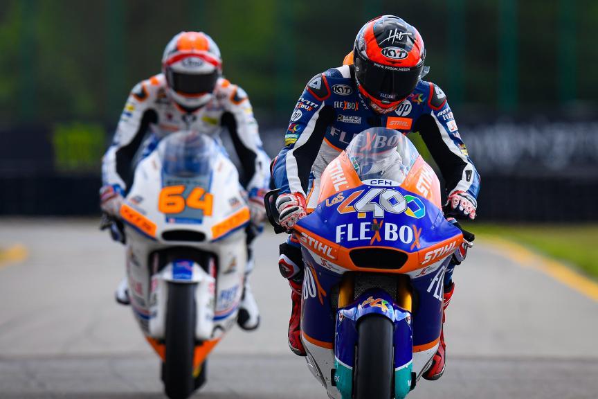 Augusto Fernandez, Flex-Box HP40, Monster Energy Grand Prix České republiky