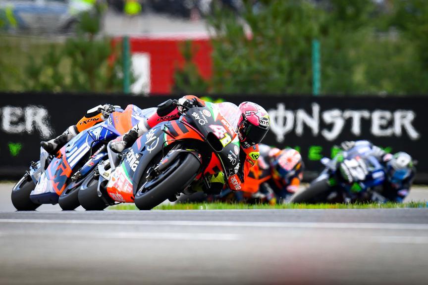 Aleix Espargaro, Aprilia Racing Team Gresini, Monster Energy Grand Prix České republiky