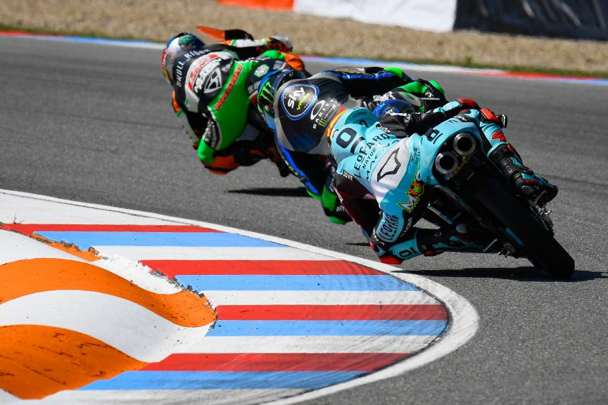 Marcos Ramirez, Leopard Racing, Monster Energy Grand Prix České republiky
