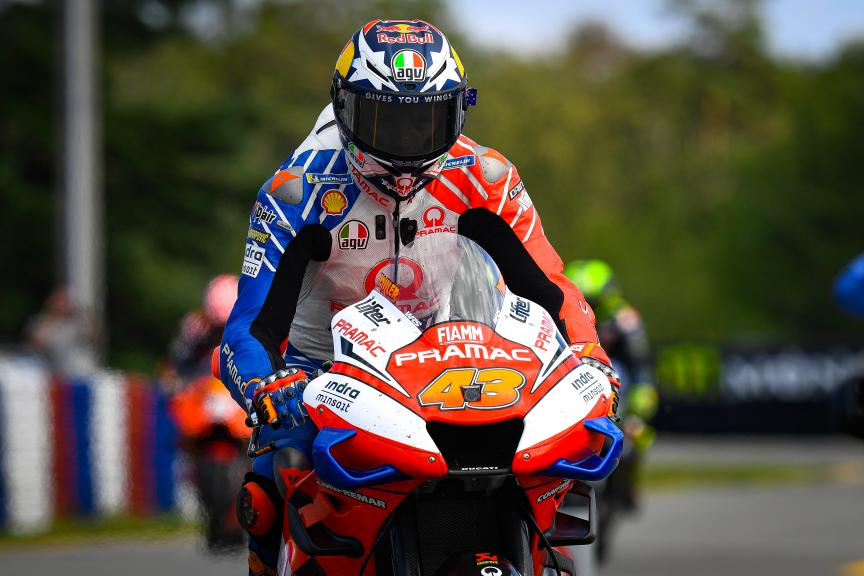 Jack Miller, PRAMAC RACING, Monster Energy Grand Prix České republiky