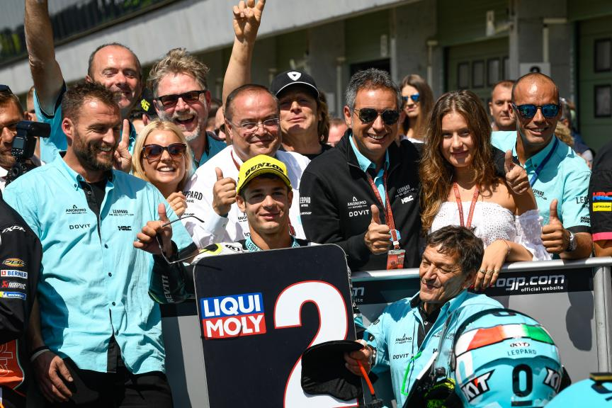 Lorenzo Dalla Porta, Leopard Racing, Monster Energy Grand Prix České republiky