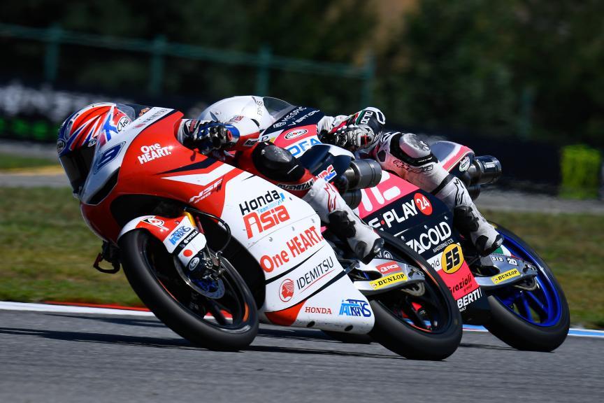 Ai Ogura, Honda Team Asia, Monster Energy Grand Prix České republiky