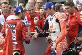 Andrea Dovizioso, Jack Miller, Monster Energy Grand Prix České republiky
