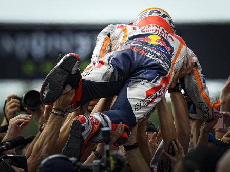 MotoGP, Race, Monster Energy Grand Prix České republiky