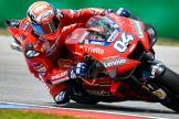Andrea Dovizioso, Ducati Team, Brno MotoGP™ Test