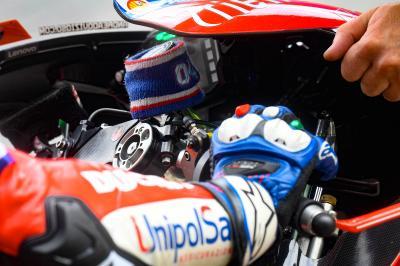Las mejores imágenes del test de Brno