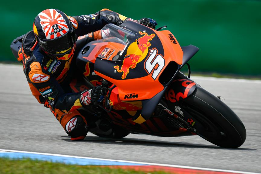 Johann Zarco, Red Bull KTM Factory Racing, Brno MotoGP™ Test