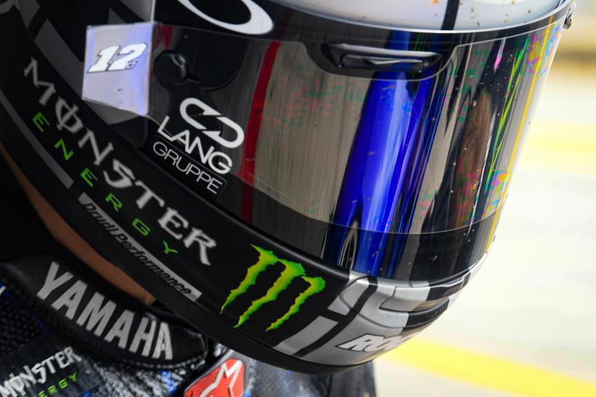 Maverick Viñales, Monster Energy Yamaha MotoGP, Brno MotoGP™ Test