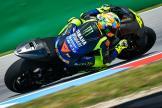 Valentino Rossi, Monster Energy Yamaha MotoGP, Brno MotoGP™ Test
