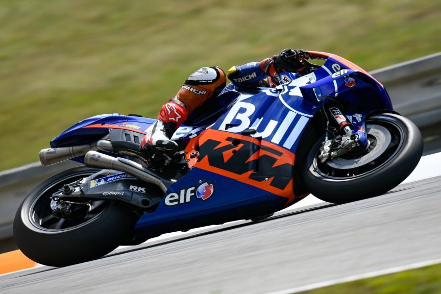 Hafizh Syahrin, Red Bull KTM Tech 3, Brno MotoGP™ Test