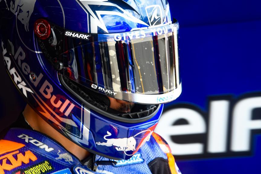 Miguel Oliveira, Red Bull KTM Tech 3, Brno MotoGP™ Test