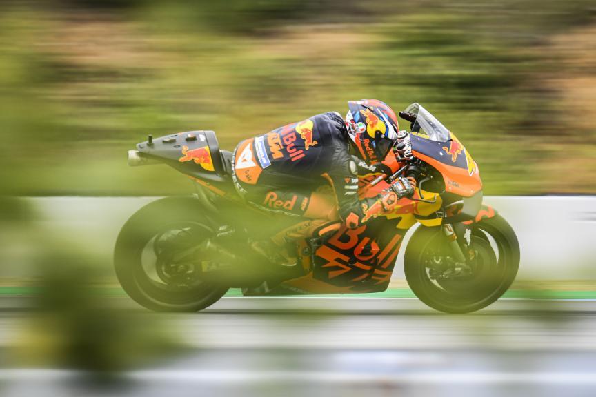 Pol Espargaro, Red Bull KTM Factory Racing, Brno MotoGP™ Test
