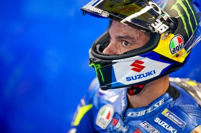 Davide Brivio explains Joan Mir's Brno Test crash