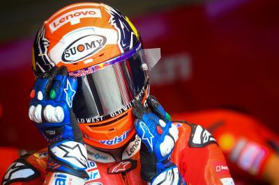 Ducati sueña con su cuarta sinfonía en Austria
