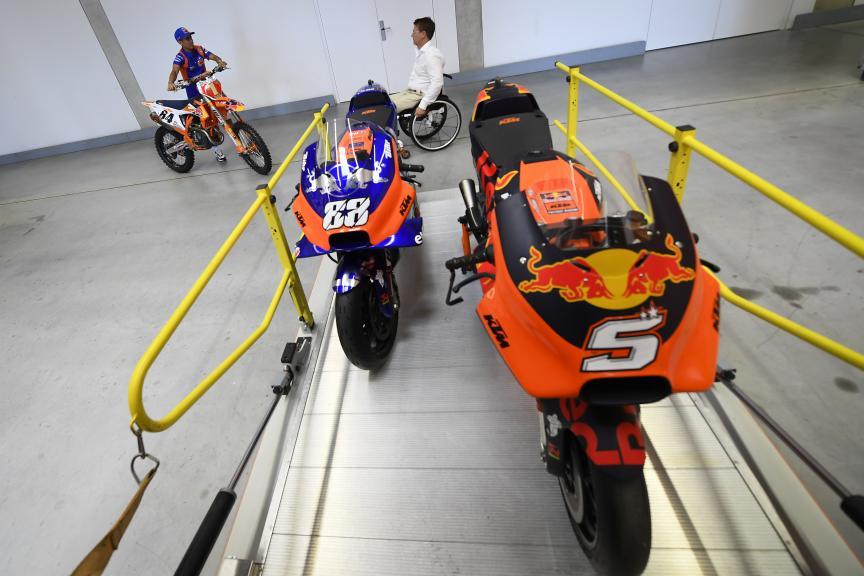 Pre-Event, myWorld Motorrad Grand Prix von Österreich