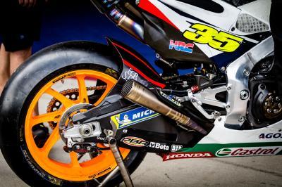 Las rectas de Red Bull Ring, un desafío total para las gomas