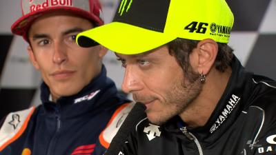 Valentino Rossi explains the recent VR46 Academy exits