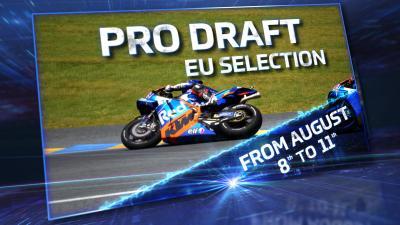 C'est parti pour la Pro Draft Europe Selection !