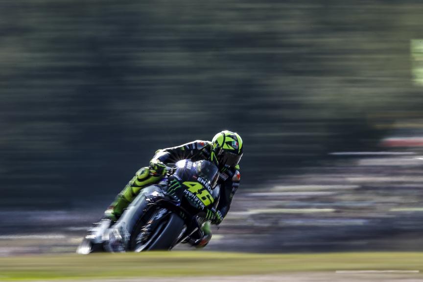 Valentino Rossi, Monster Energy Yamaha MotoGP, Monster Energy Grand Prix České republiky