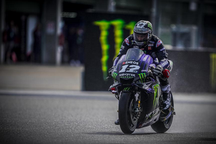 Maverick Viñales, Monster Energy Yamaha MotoGP, Monster Energy Grand Prix České republiky