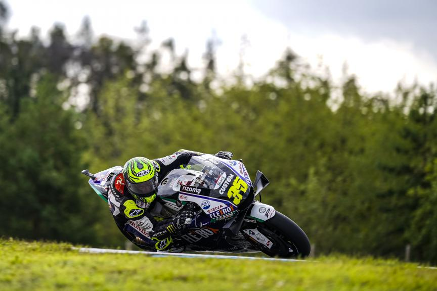 Cal Crutchlow, LCR Honda Castrol, Monster Energy Grand Prix České republiky